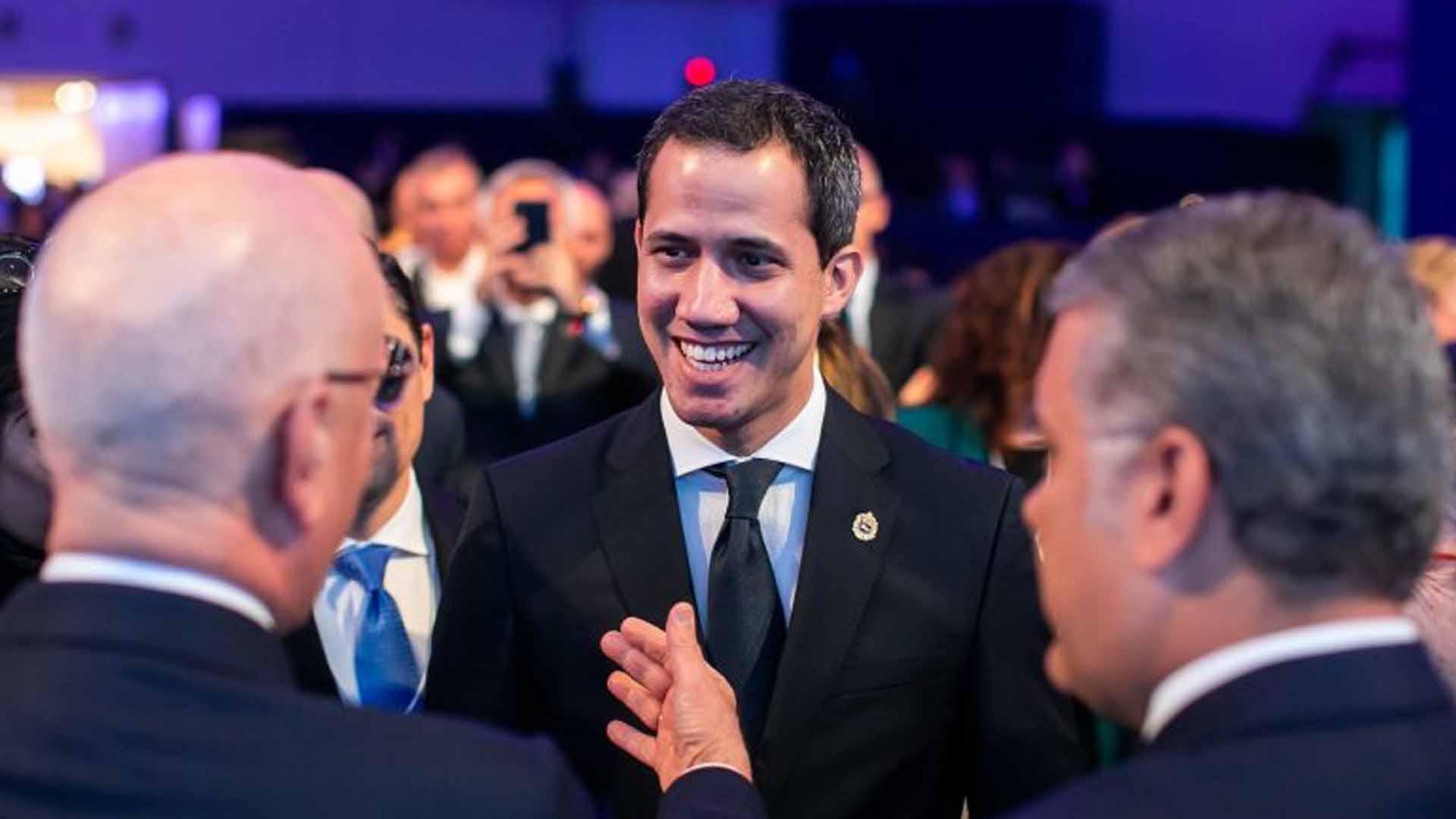 Logros y fracasos de la Gira Internacional de Juan Guaidó