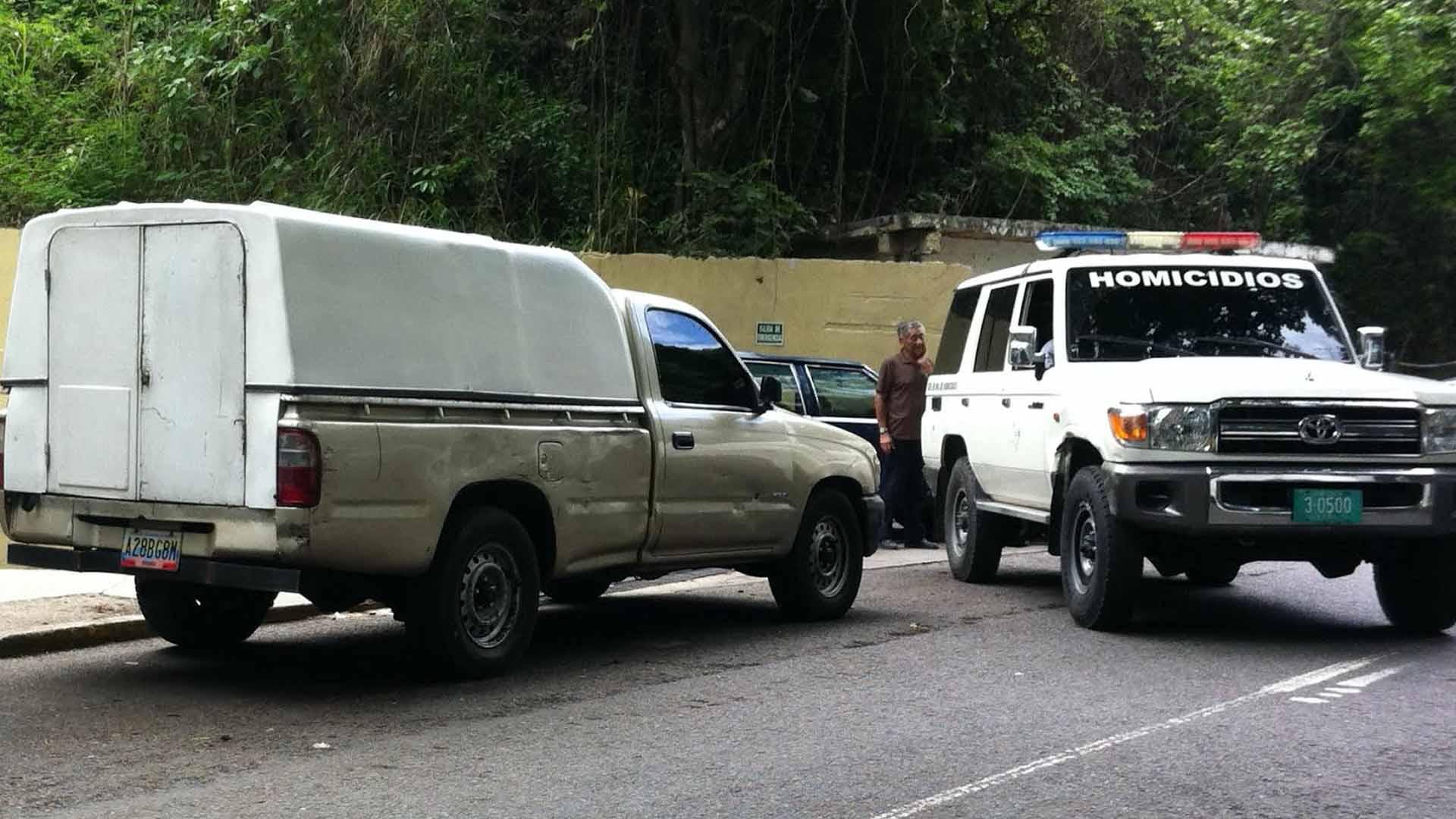 #MonitorDeVíctimas | De dos balazos en la espalda mataron a buhonero en la Cota 905