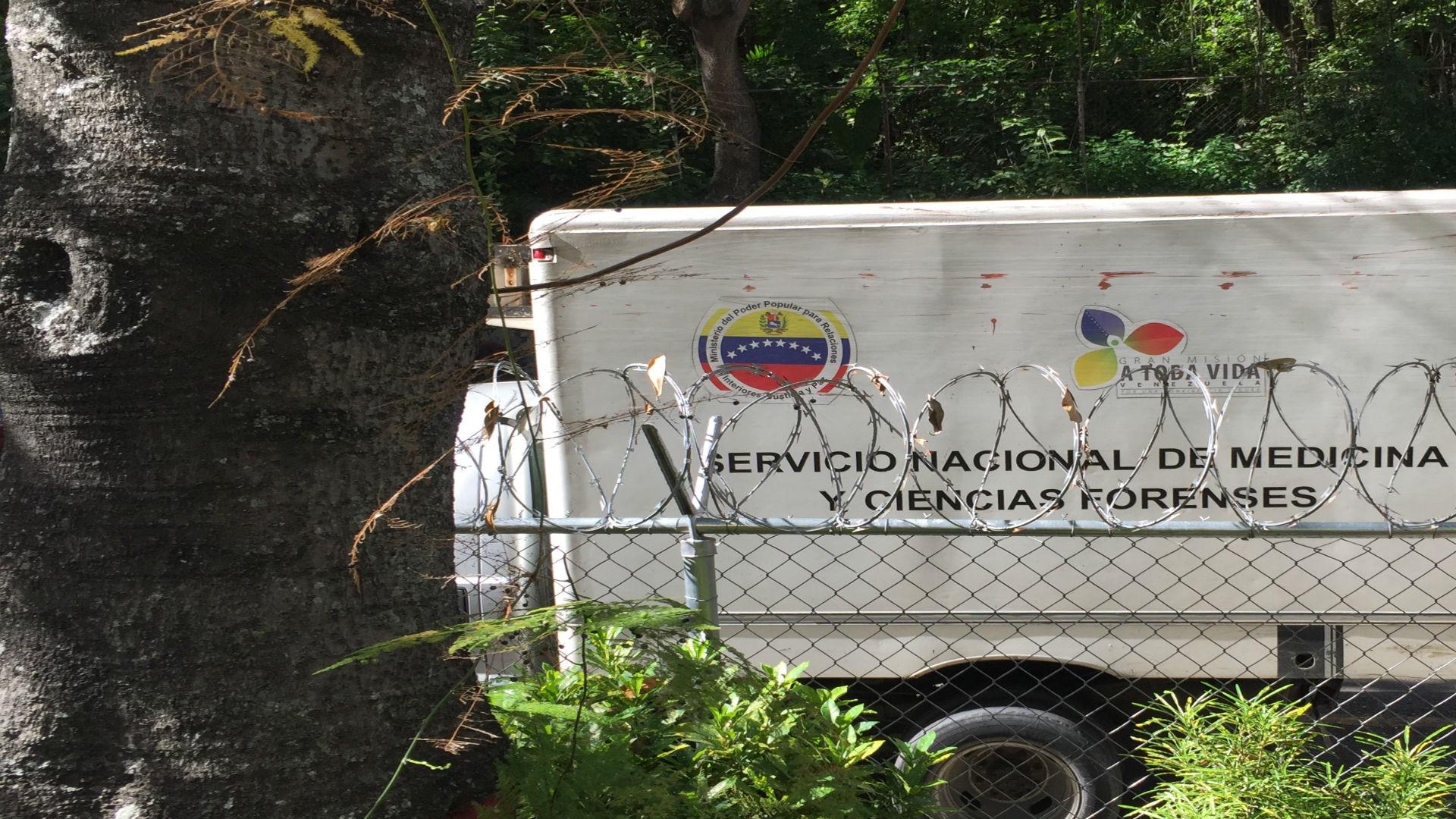 #MonitorDeVíctimas   Funcionario de las FAES asesinado en Coche iba a comprar un camión con un amigo