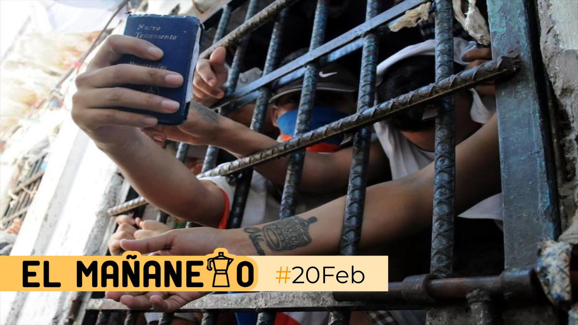 El Mañanero de hoy #20Feb: Las 8 noticias que debes saber
