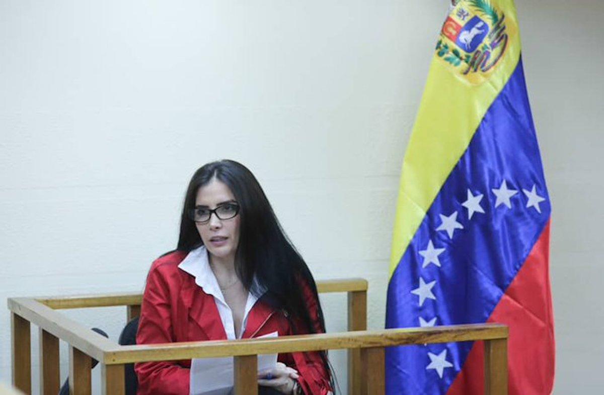 Cancillería de Colombia solicita a embajada de Guaidó la extradición de Aída Merlano
