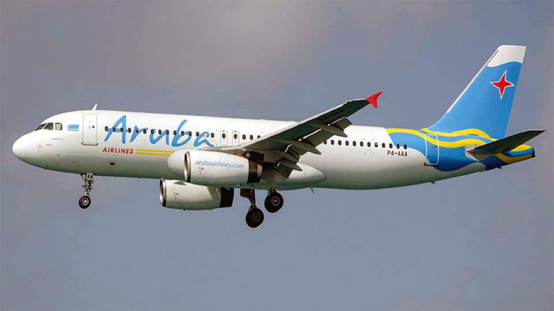 Aruba Airlines pide a sus pasajeros declarar que descartan solicitud de asilo