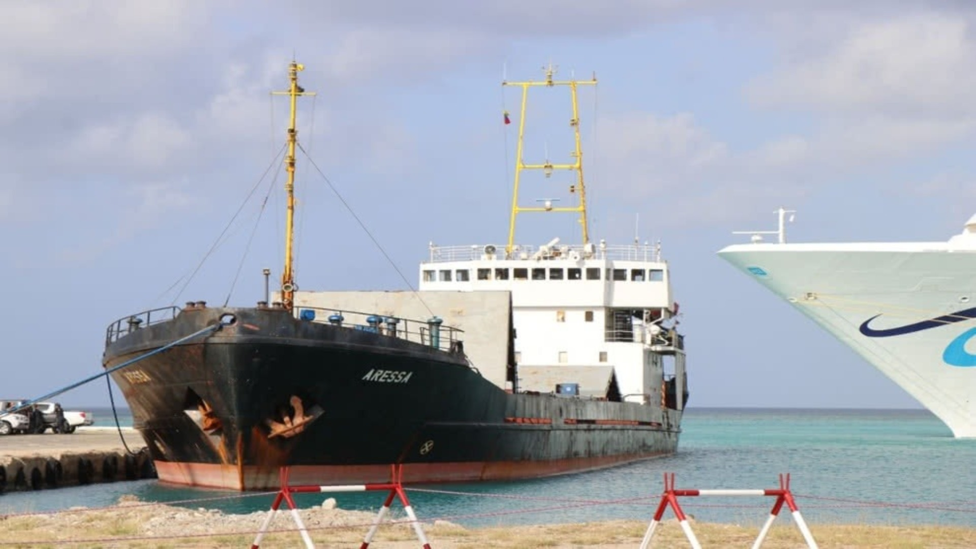 Asciende a 5 toneladas de cocaína incautada en barco que salió de Paraguaná