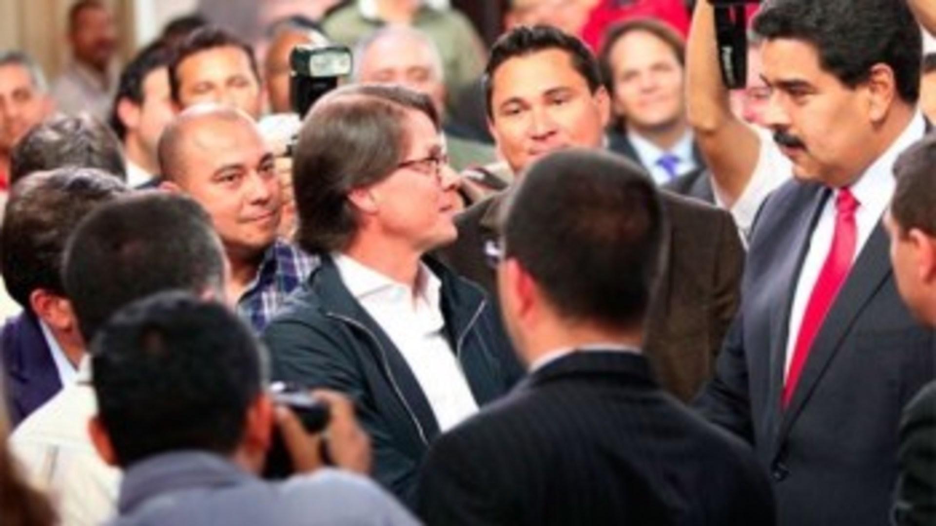 Diario de EE. UU. señala a Lorenzo Mendoza de pactar con Maduro