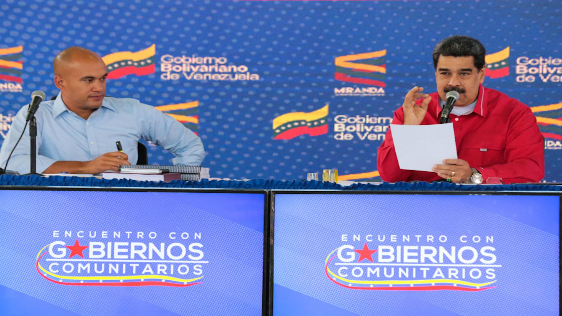 Las 10 perlas con las que se lució Maduro este #28Feb