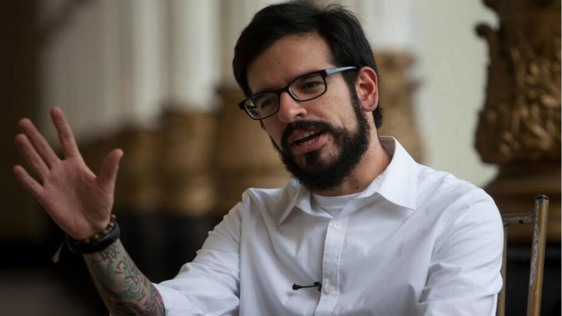 """Miguel Pizarro: """"Después del 23F nuestro trabajo es visibilizar la crisis"""""""