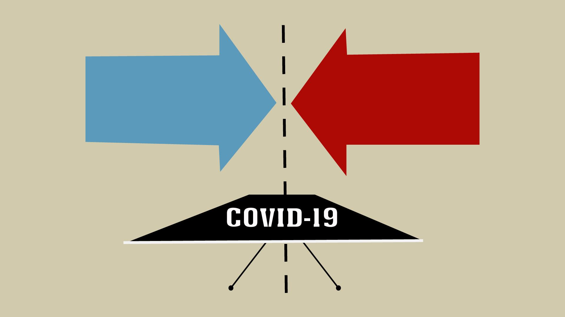 Conjurar la amenaza del coronavirus exige Gobierno de coalición, por Víctor Álvarez R.
