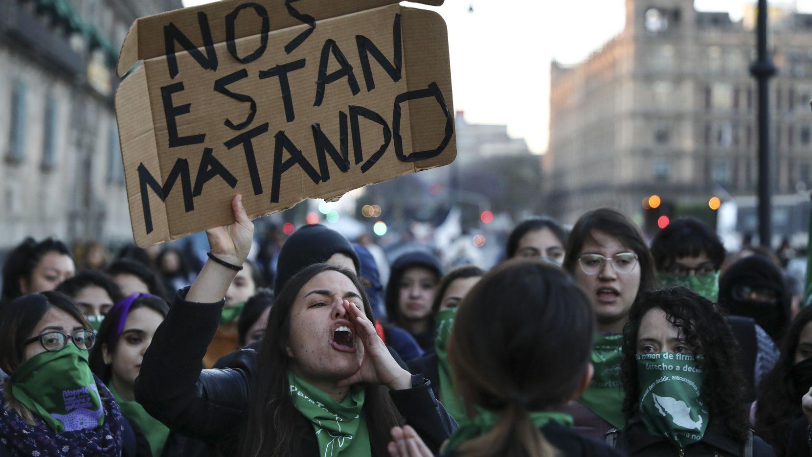 Los femicidios: la escalada de la violencia a puertas cerradas en Caracas