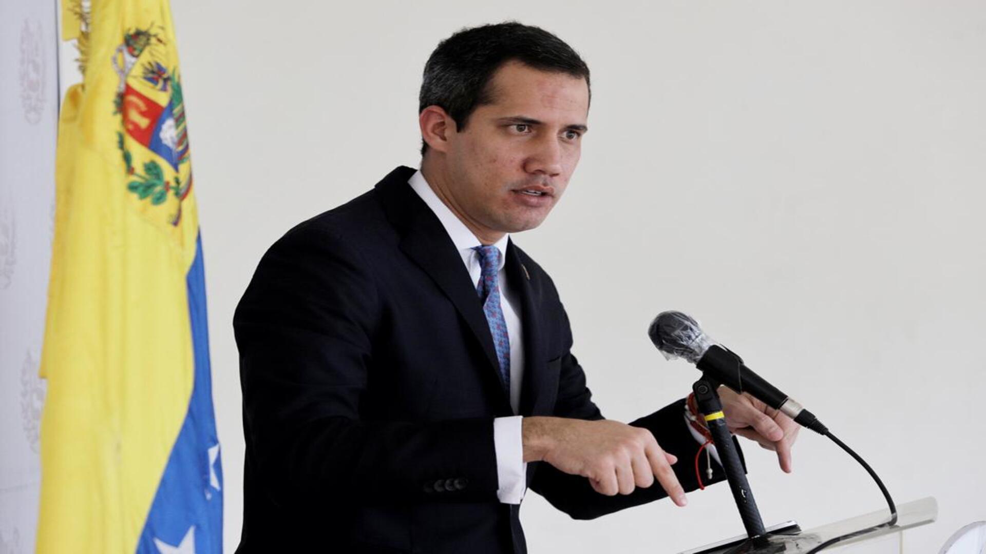 Guaidó anuncia donación de $9 millones para combatir el coronavirus