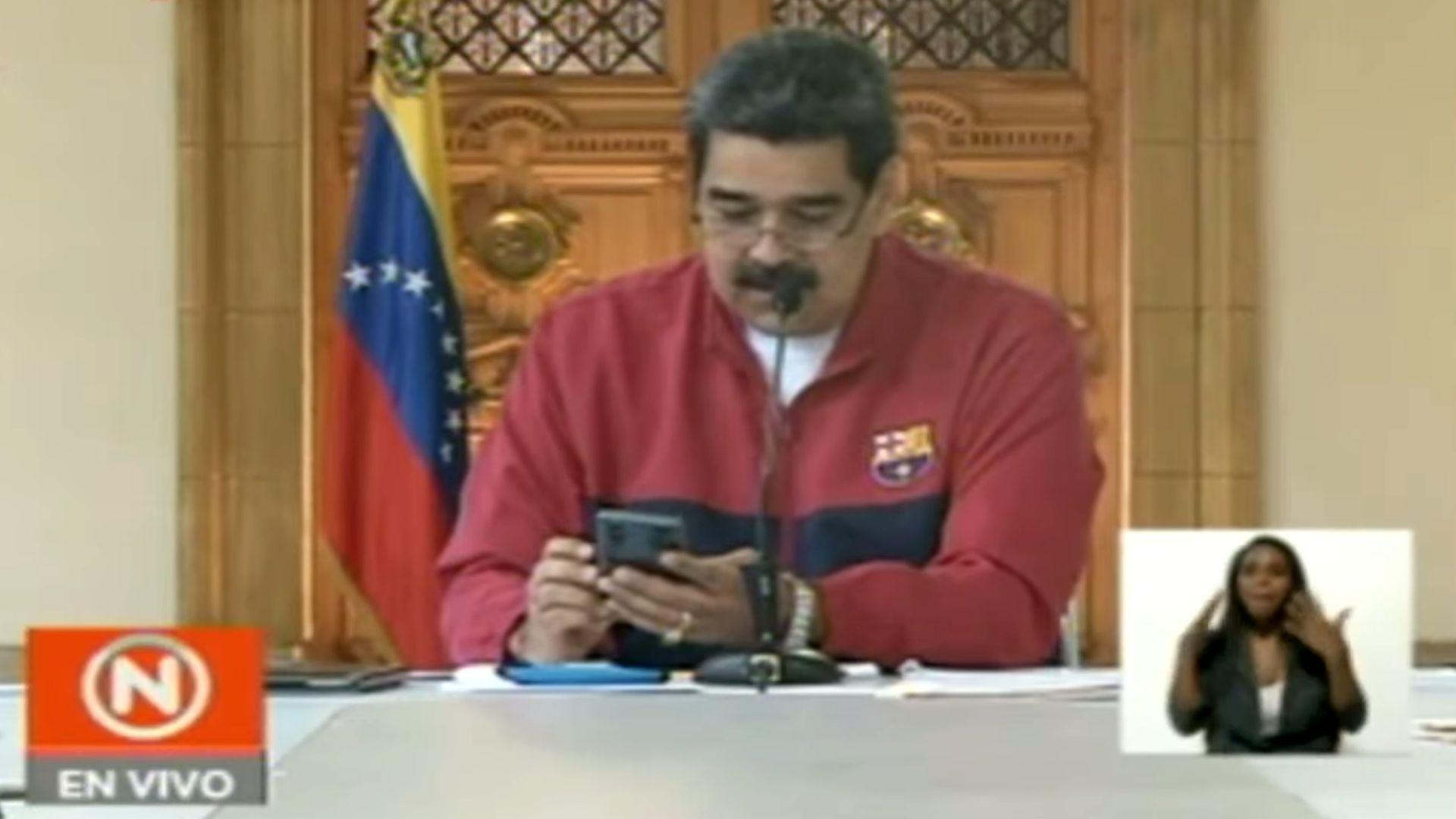 Maduro decreta suspensión de pago de alquileres por seis meses