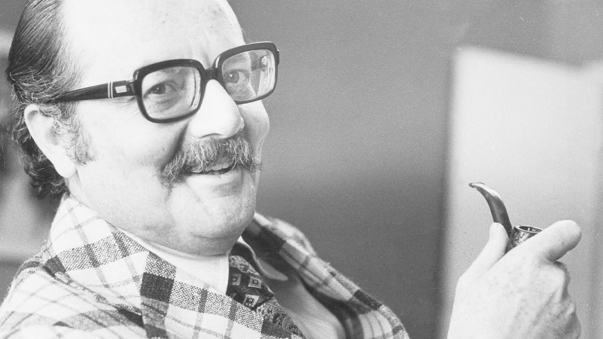 """A 7 años de la muerte de Simón Alberto Consalvi: """"Dichosos los tiempos en que, además de tabaco, había gramática"""""""