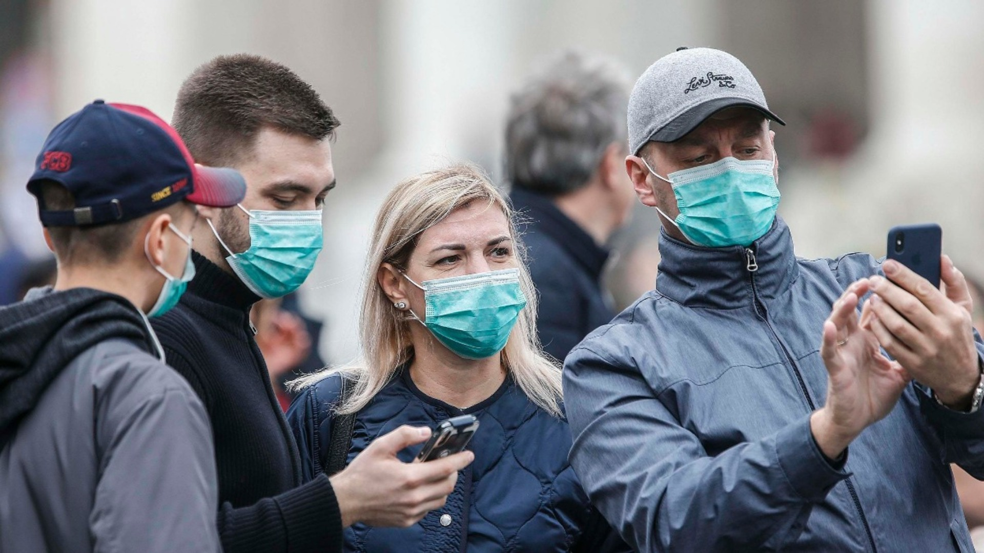#ReporteCoronavirus | Las 7 noticias más importantes de la mañana de este #25Mar