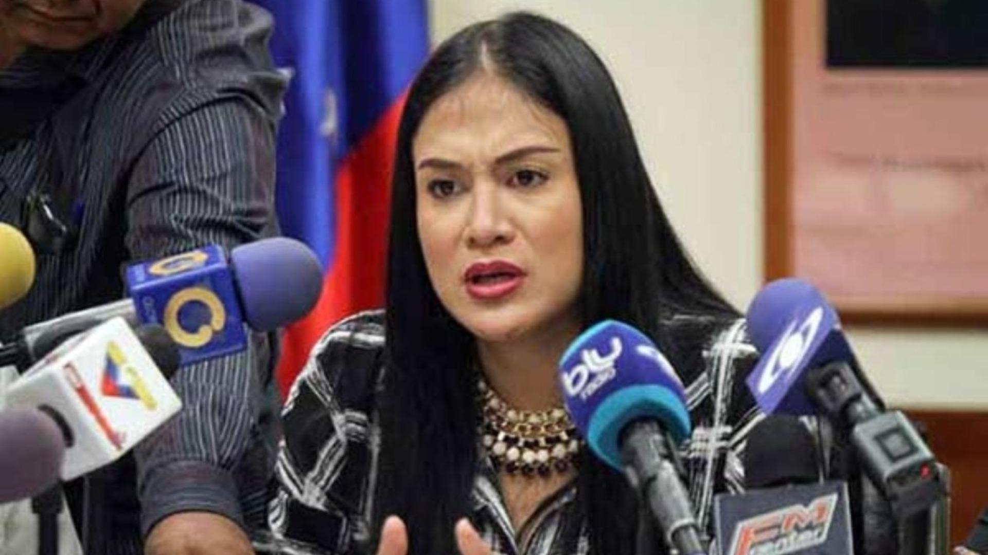Laidy Gómez: Aún no hay casos de covid-19 en Táchira