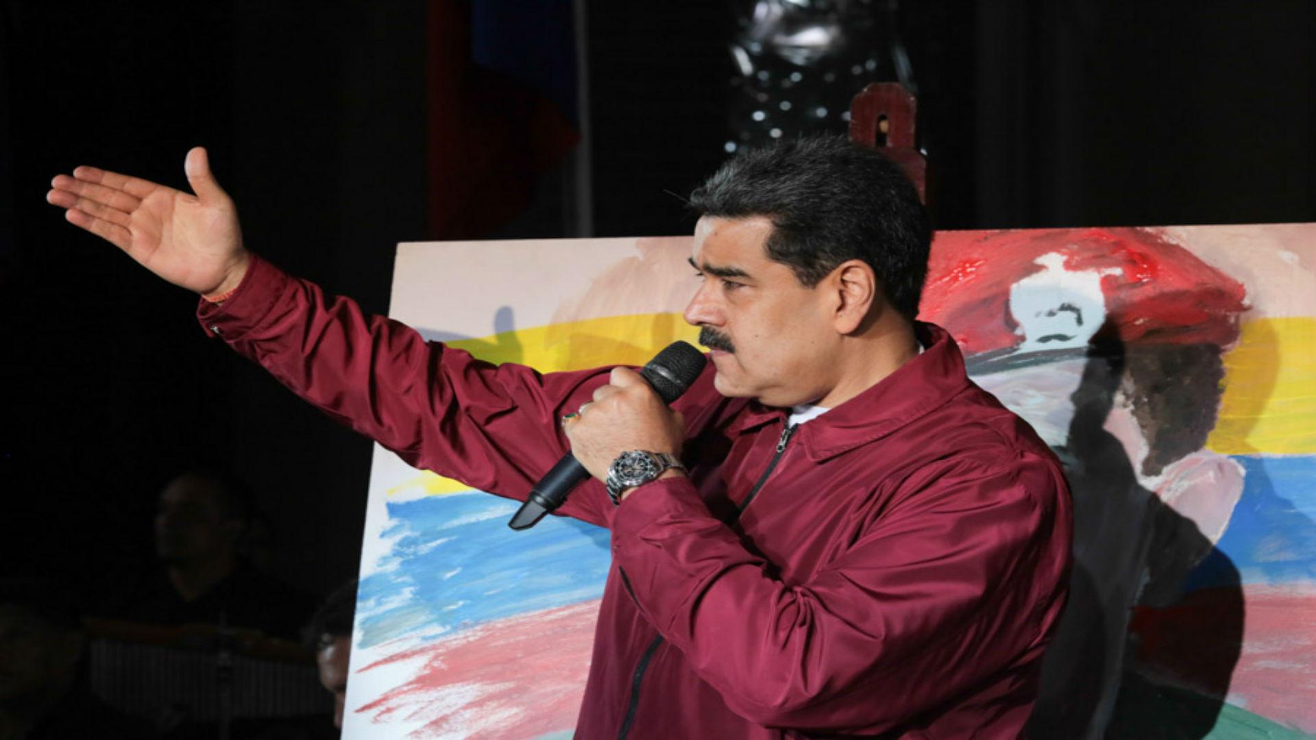 Maduro anunció que hay 7 nuevos casos de coronavirus para este #24Mar