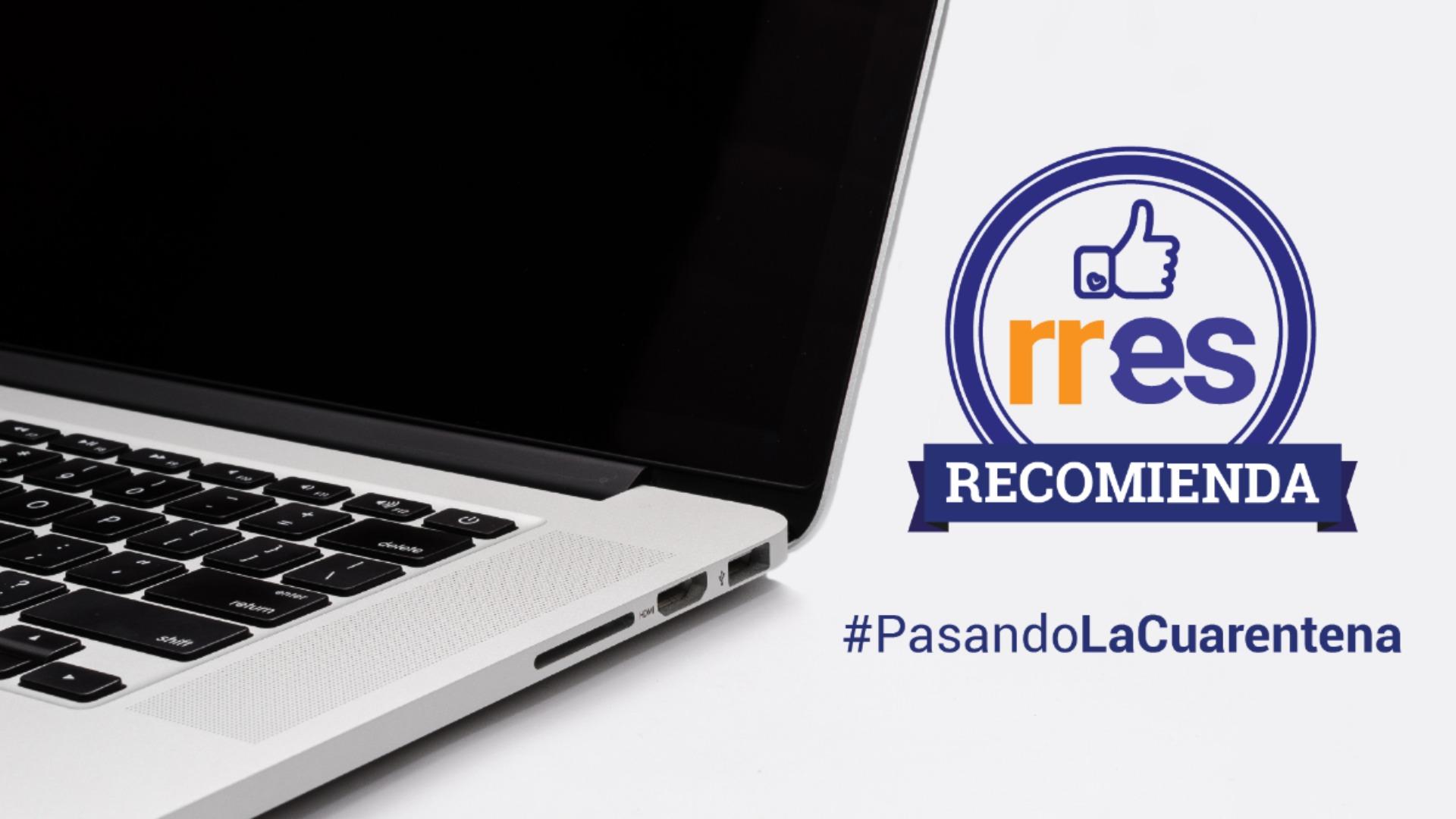 #PasandoLaCuarentena | Bibliotecas virtuales para los amantes de la lectura #26Mar
