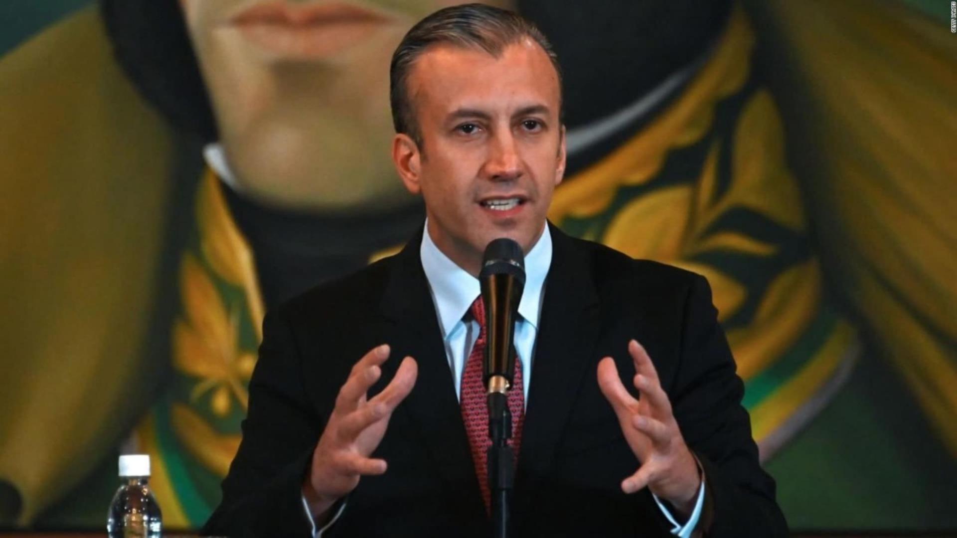 Tareck El Aissami anuncia plan especial para pago de nómina a través del Sistema Patria