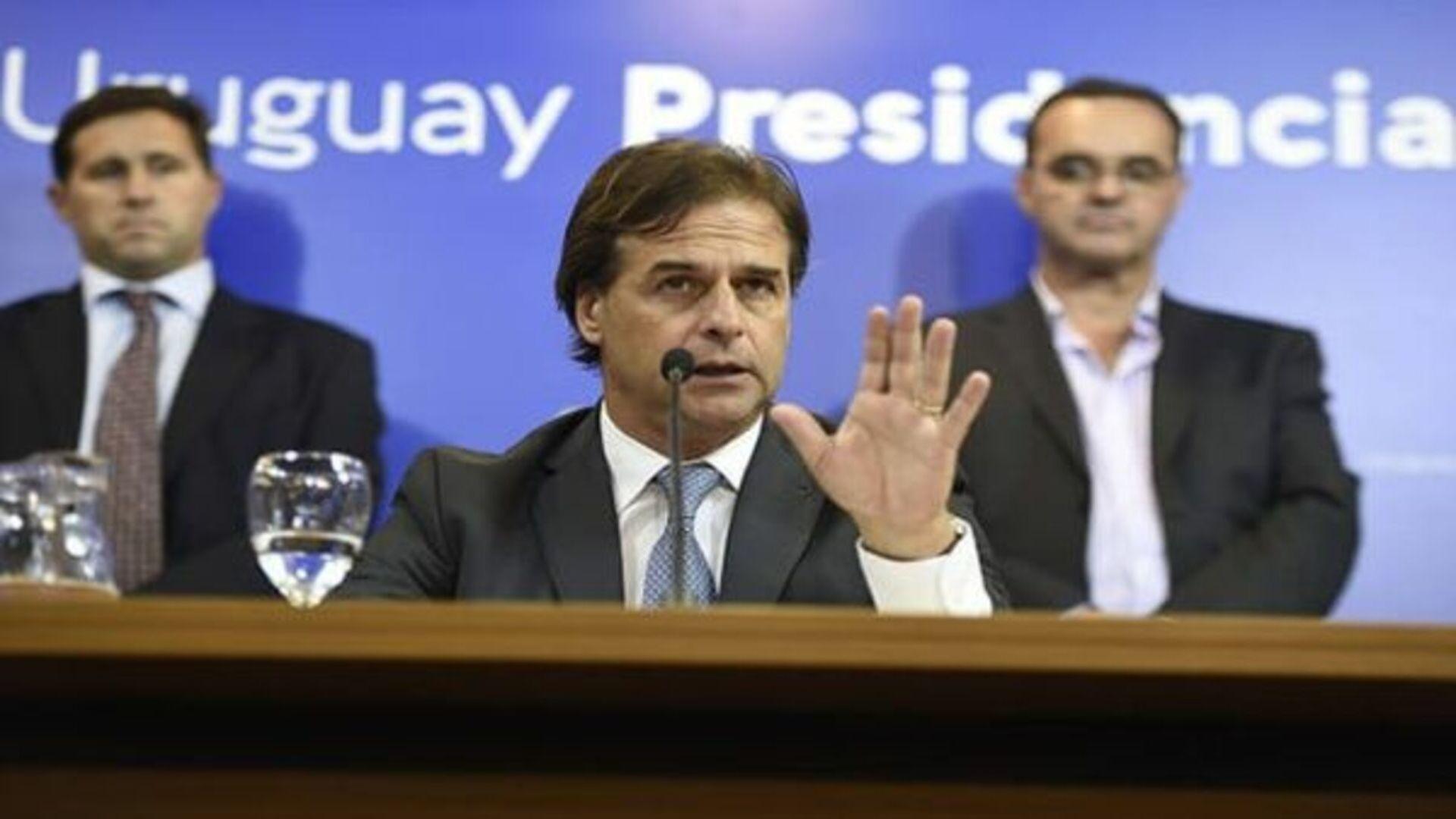 Uruguay apoya la propuesta de EE.UU. para una transición en Venezuela