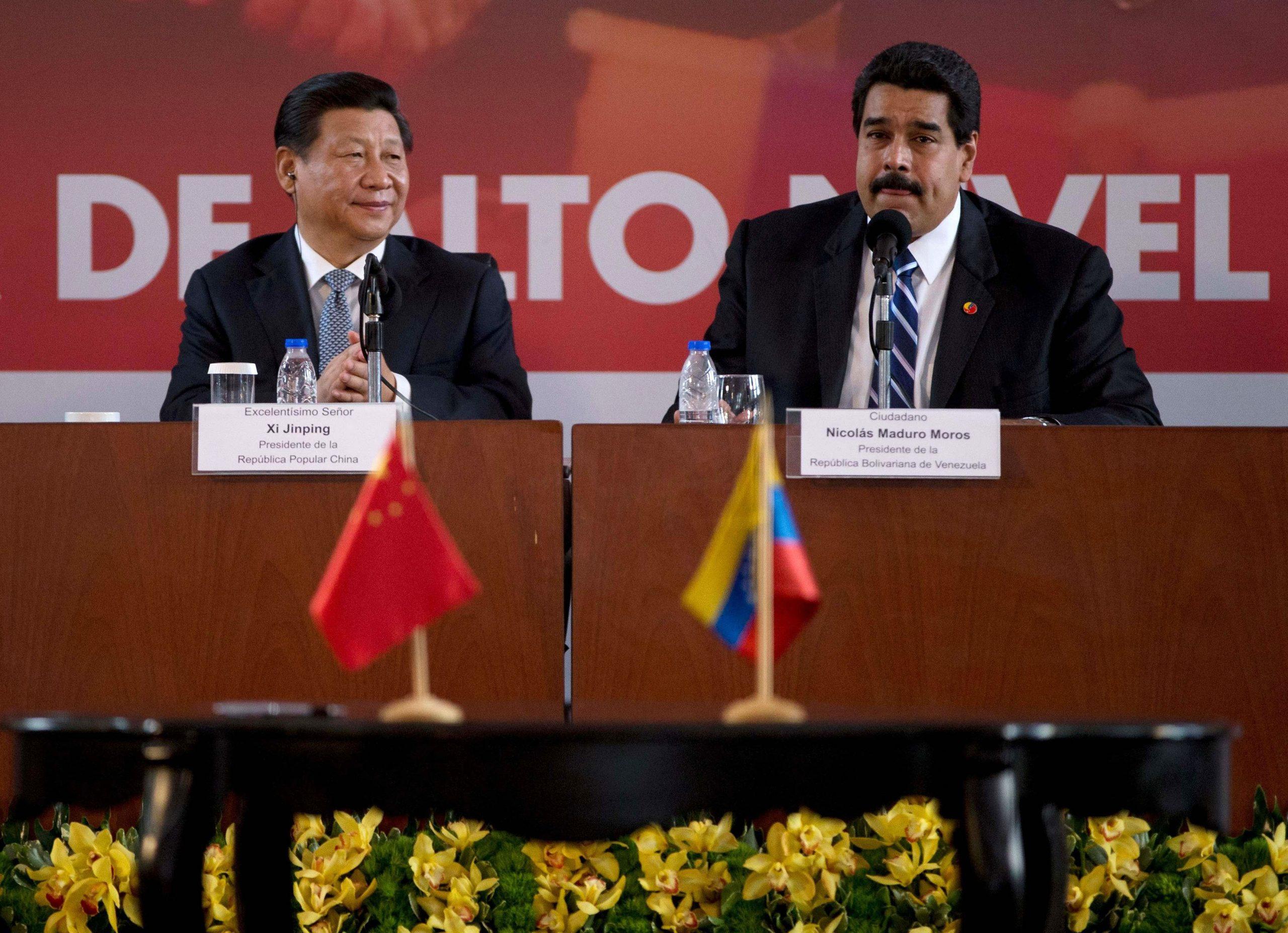 Transparencia Venezuela: Negocios chinos, acuerdos que socavaron la democracia