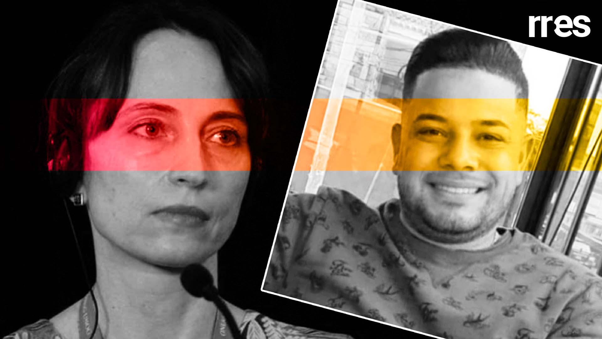 Alena y Orlando, por Eddie A. Ramírez S.