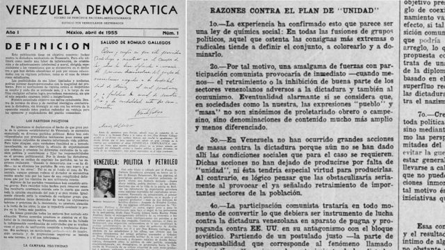 """Rómulo y la resistencia adeca en tiempos de jauja (II), por José Luis Farías"""""""