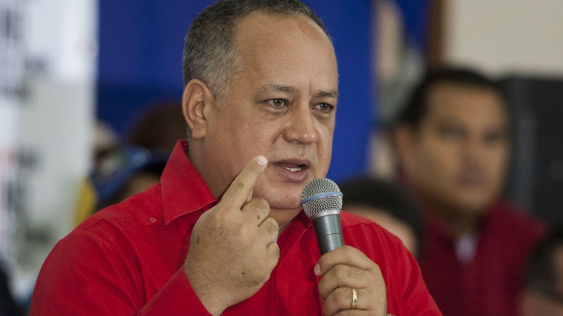 Colombia quiere exportar su guerra y otras 13 perlas que soltó Cabello el #7Abr