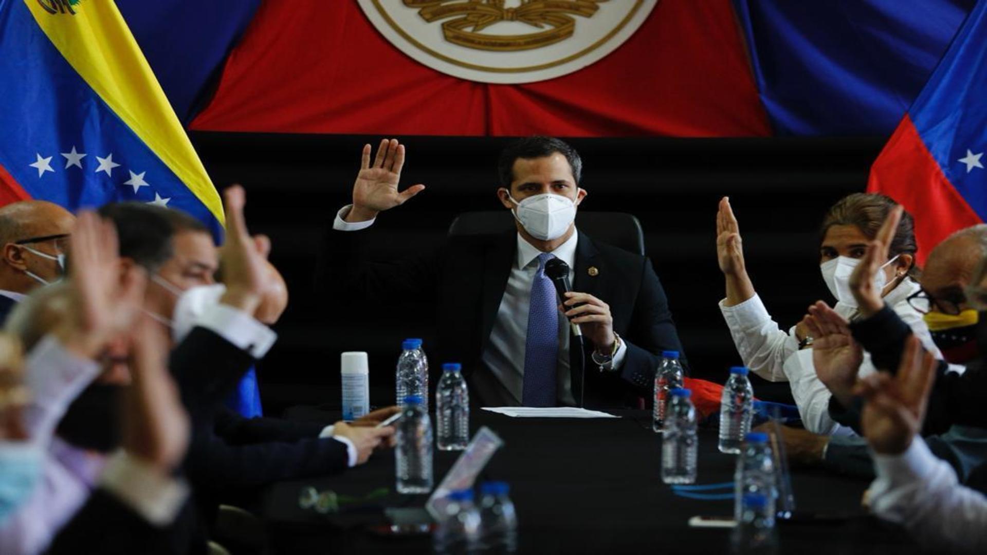 AN de Guaidó exige plan de vacunación contra la COVID-19
