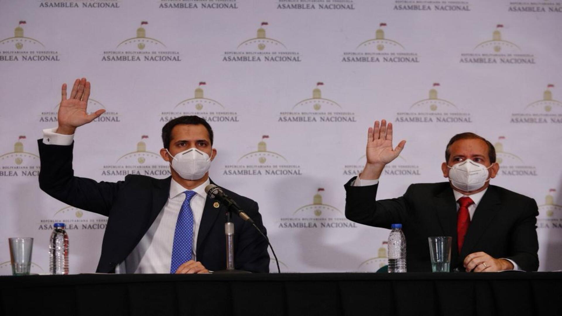 Asamblea Nacional de Guaidó aprueba pago a bufete que lleva caso del oro en Inglaterra