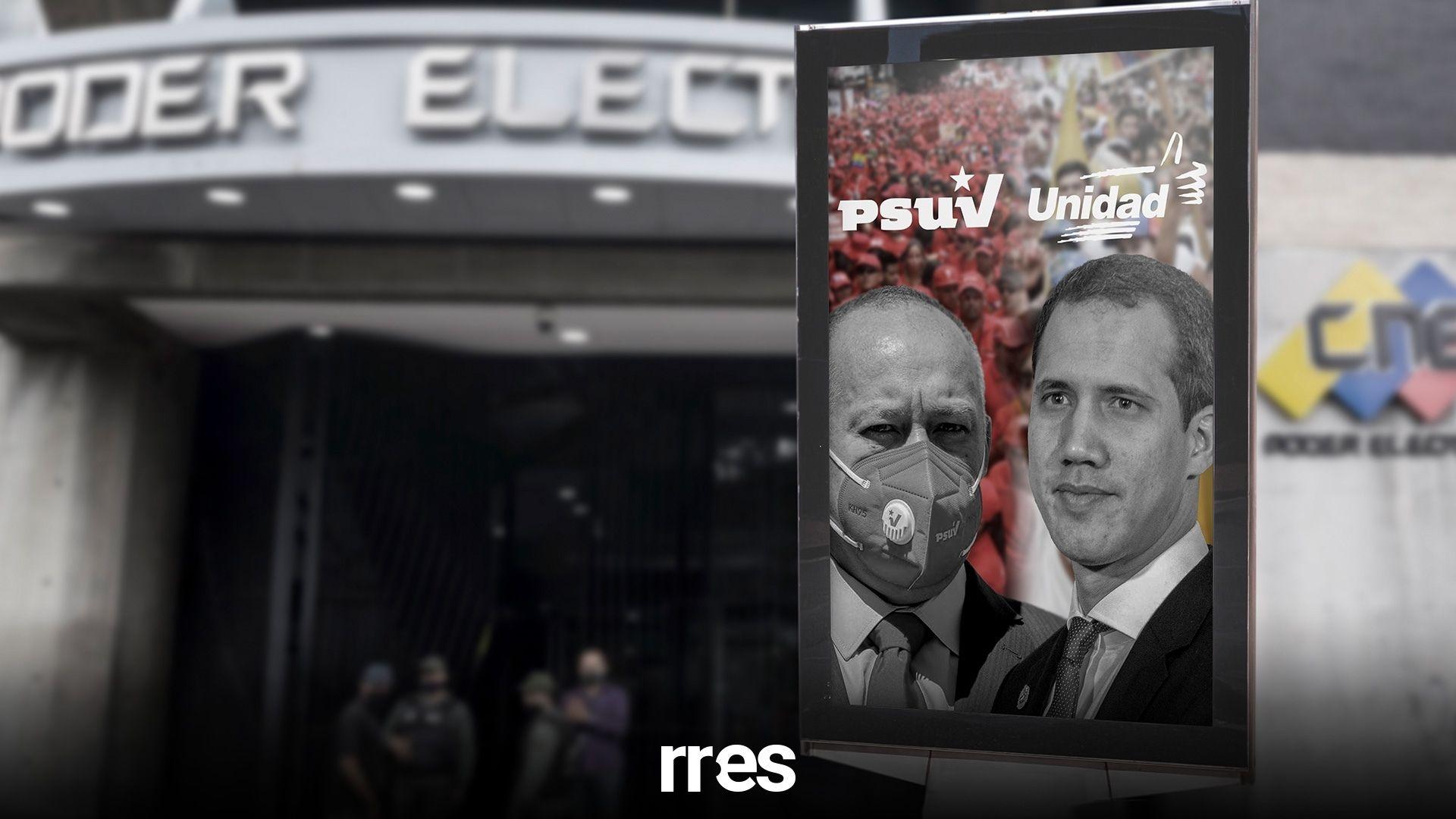 El chavismo toma delantera con sus primarias mientras la oposición negocia