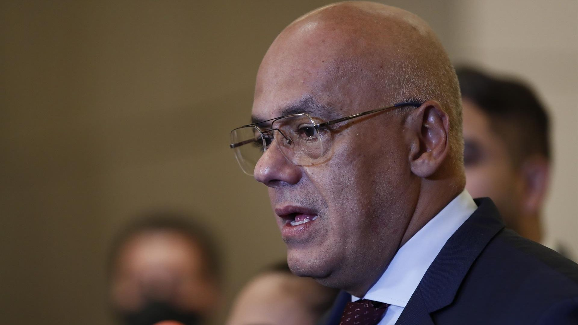 Jorge Rodríguez acusa a la oposición de pretender quebrar el diálogo por casos Monómeros y Citgo