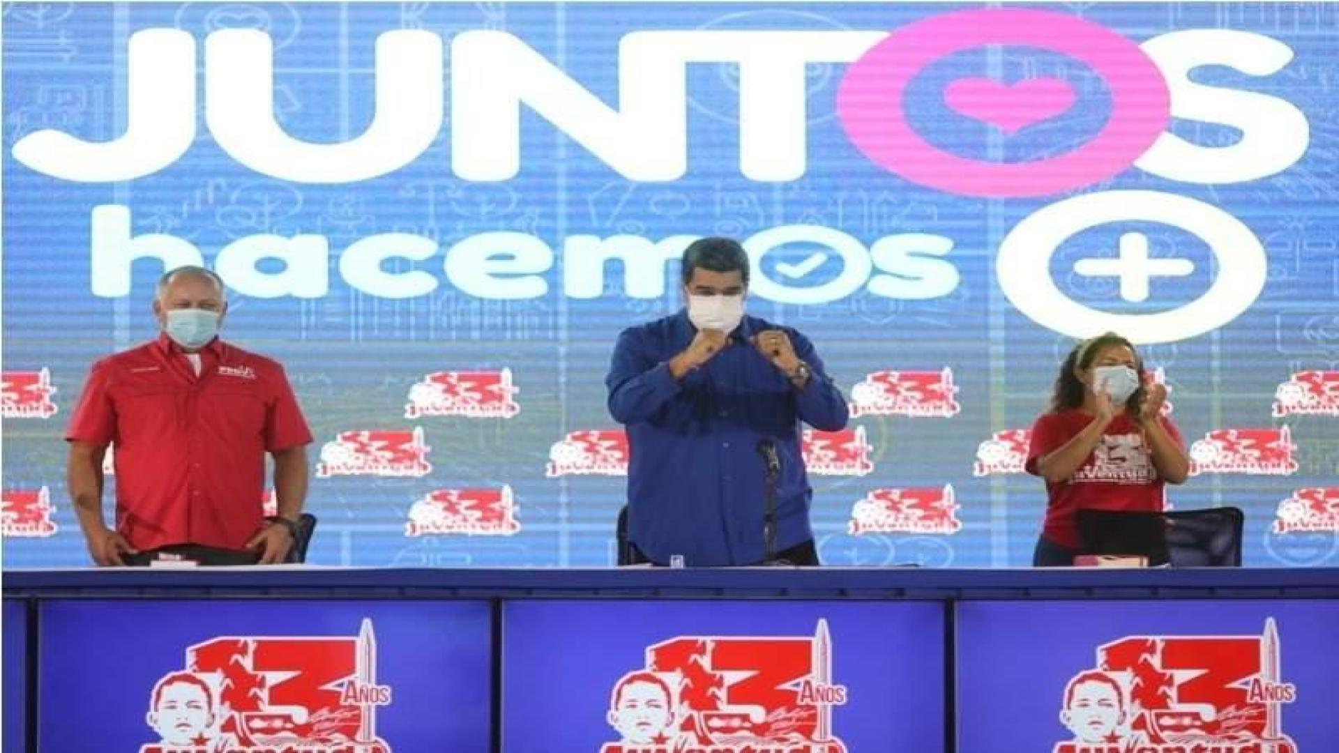 La descarga de Maduro contra Barreto Sira y otras perlas de Maduro