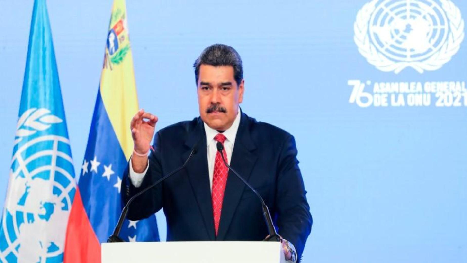 Las 12 perlas que Maduro soltó ante la ONU